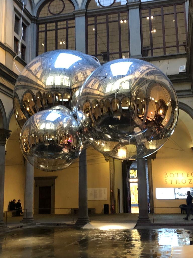 Contemporary art in Florence