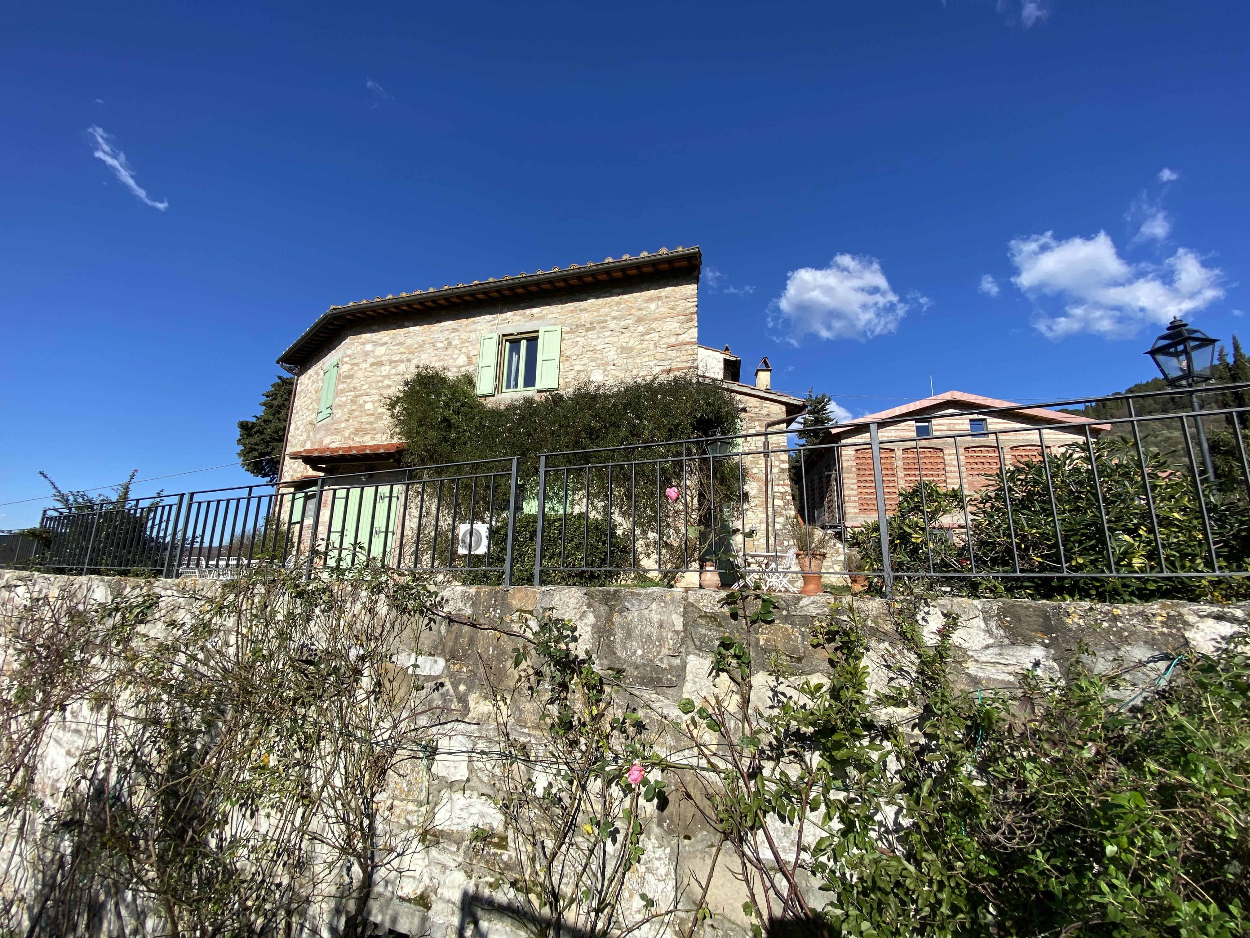 Ferienwohnung in der Toskana