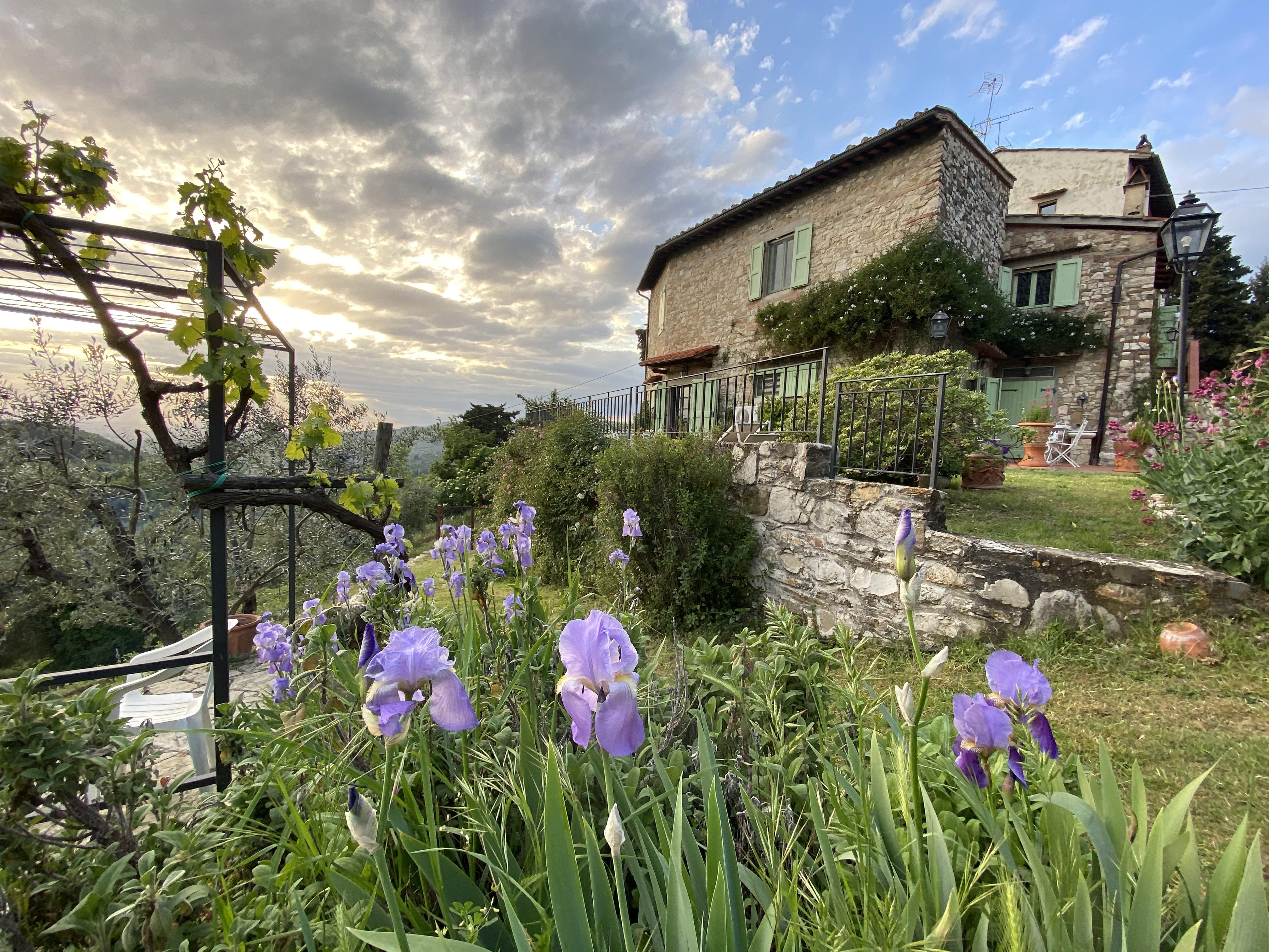 les jardins en Italie