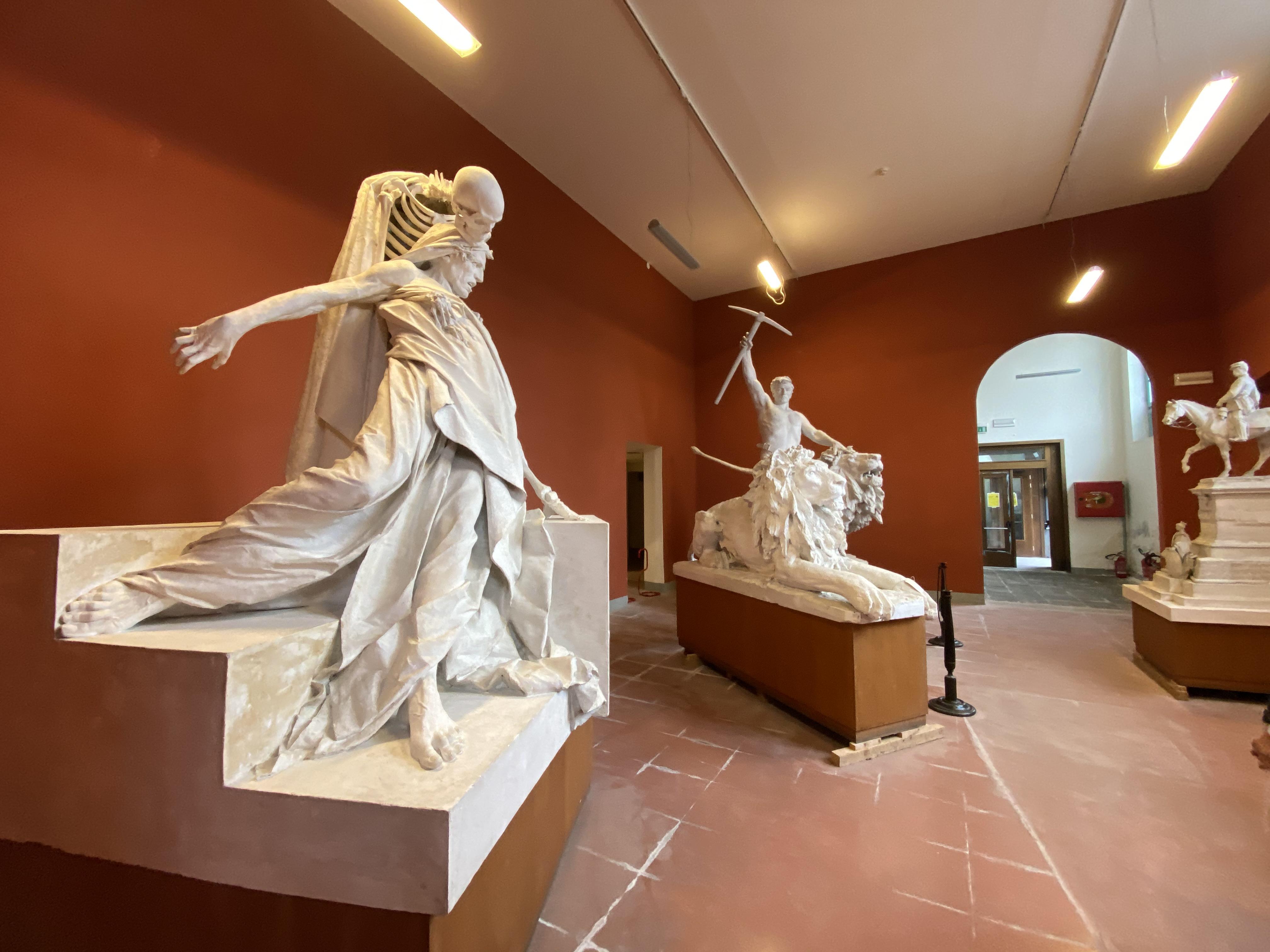 Bildhauer in Florenz