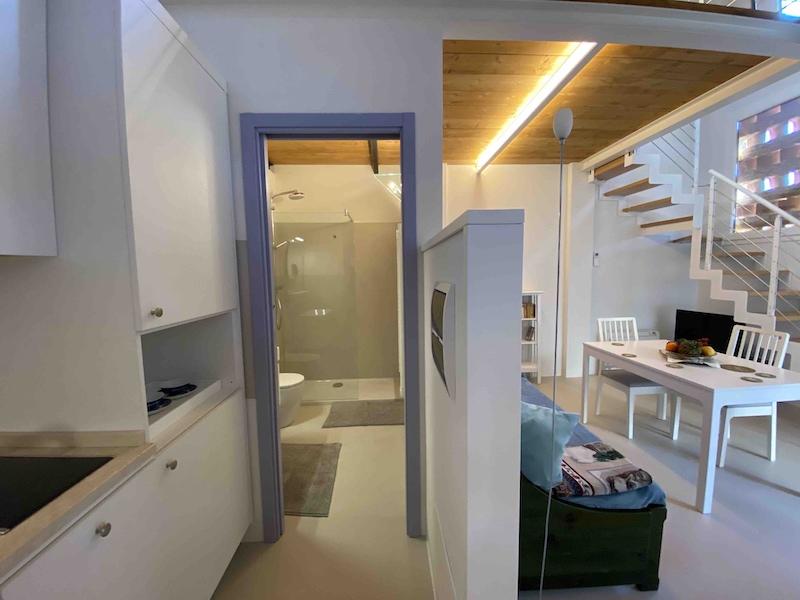 Moderne Einzimmer Ferienwohnung in der Nähe von Florenz