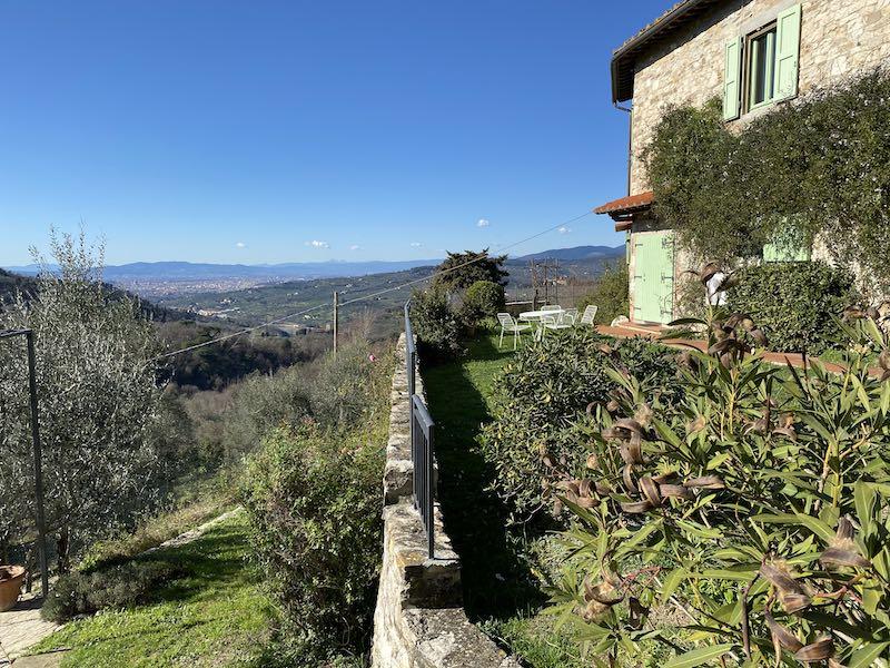 Reservierung von Ferienwohnungen in der Nähe von Florenz