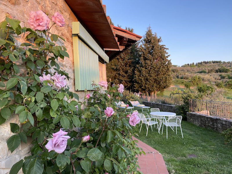 holiday rental in Tuscany