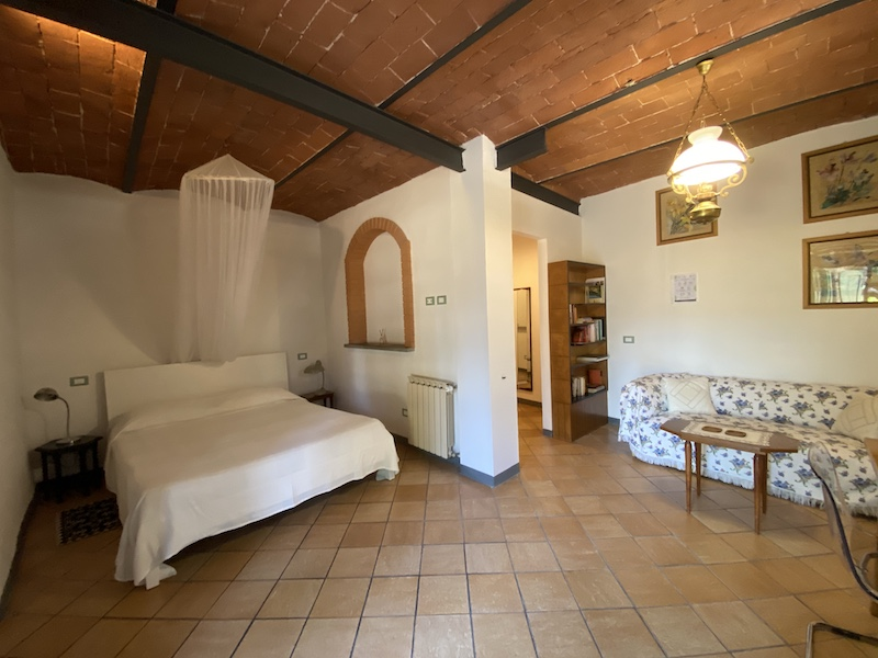 holiday apartment in Tuscany