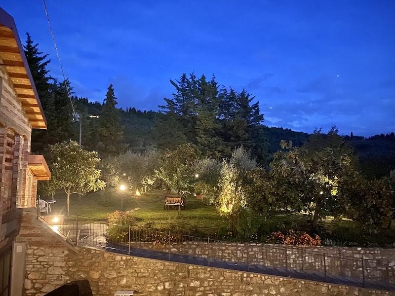lune de miel en studio près de Florence, Toscane